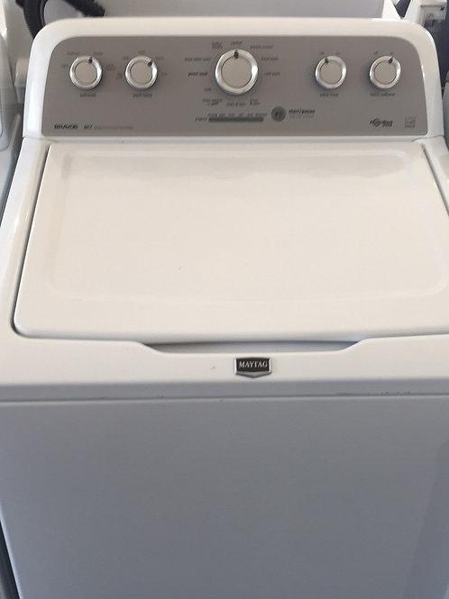 "27""maytag washer bravos he 90 days warranty"