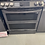 Thumbnail: Samsung new open box blk stainless Family hub slide in flex microwave and dish..