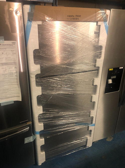 """30""""Frigidaire new stainless top bottom fridge with 1 year warranty"""