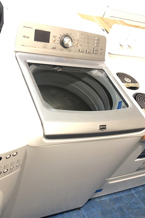 Maytag top load washer great works with 90 days warranty