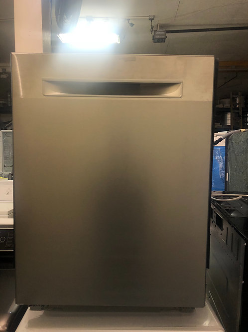 """Bosch new open box 24""""stainless dishwasher with 1 year warranty"""