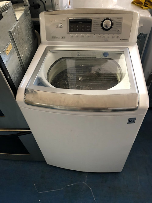 Lg top load washer great working order with 90 days warranty