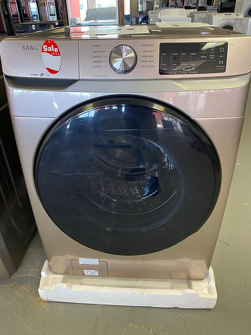 27'' NEW SAMSUNG FRONT LOAD WASHER WITH WARRANTY