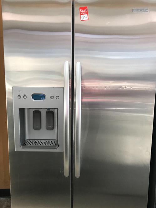 KitchenAid Stainless Steel Refrigerator Refurbished