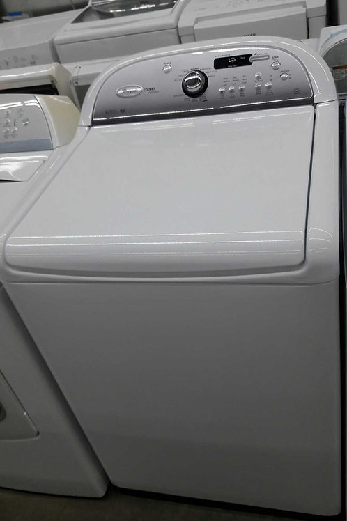 extra large capacity whirlpool Cabrio washer