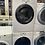 """Thumbnail: Kenmore 27"""" stackable washer dryer set with 60 days warranty"""