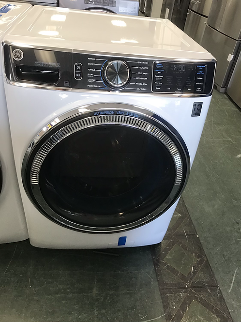 Ge new open box 5.0cuft frontload washer.
