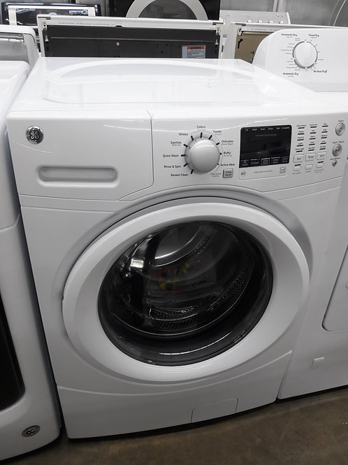 New GE front load washer large capacity stackable