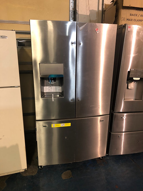 """36""""brand new Frigidaire stainless Frenchdoor fridge with 1 year warranty"""