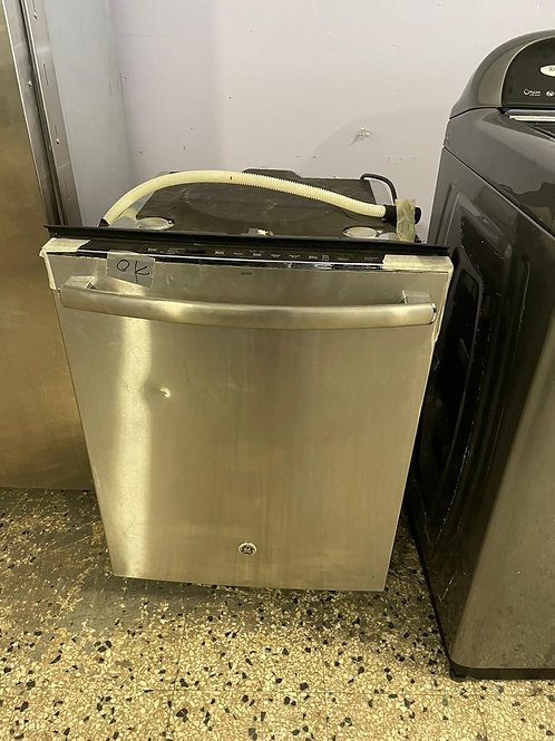 new dishwasher stainless steel with one year warrnty
