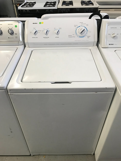 Kenmore top load washer 0091