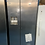 """Thumbnail: 36"""" Frigidaire stainless new side by side fridge great working order with warran"""