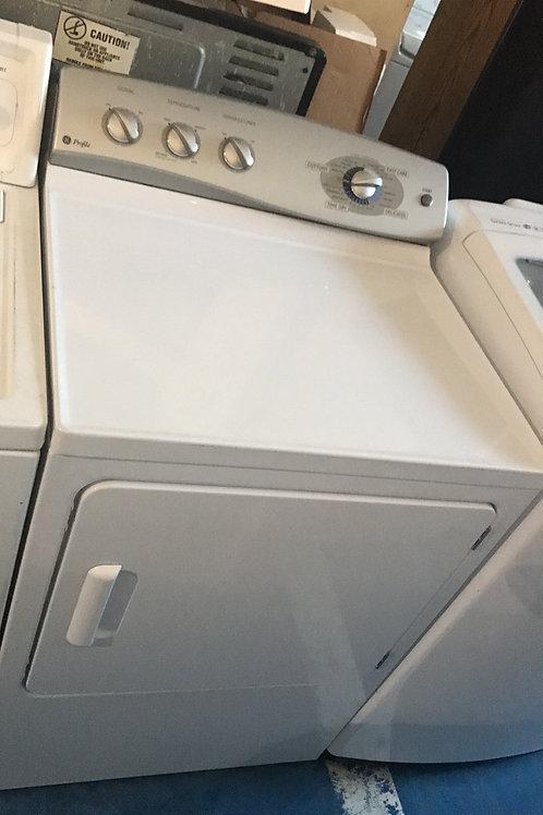 Ge Profile Electric Dryer 90 Days Warranty