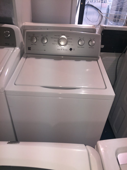 "27""kenmore he washer 90 days warranty"