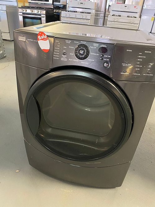 KENMORE FRONT DRYER ELECTRIC WITH WARRANTY