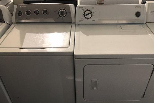 Whirlpool Washer Dryer Set 90 Days Warranty
