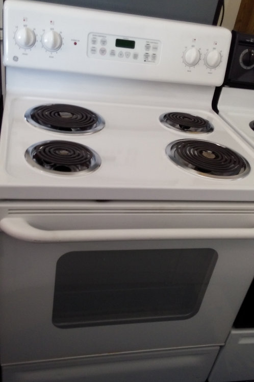 GE COIL ELECTRIC STOVE GREAT WORKING 90 DAYS WARRANTY