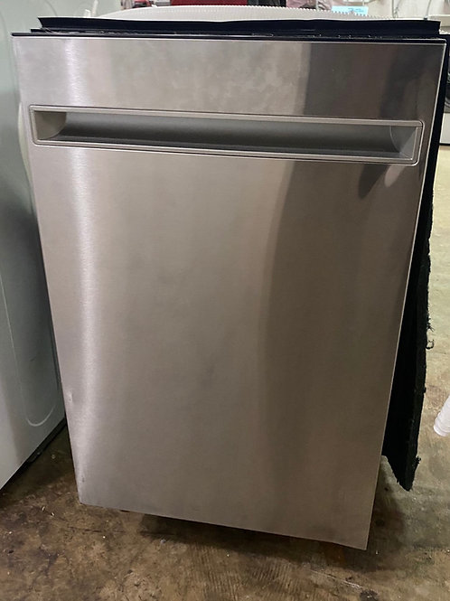 """Haier new 18"""" stainless steel scratch and dent dishwasher."""