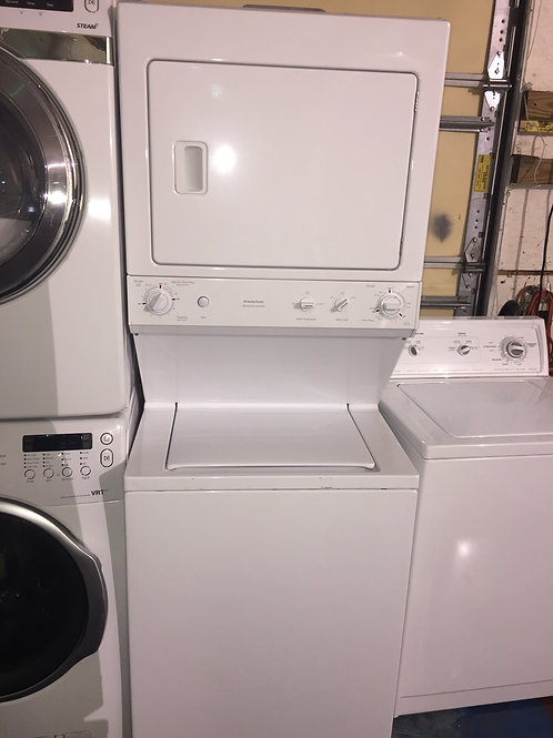 "27"" frigidaire washer dryer 90 days warranty"