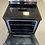"""Thumbnail: Samsung return model 30"""" stainless steel electric Convection stove."""