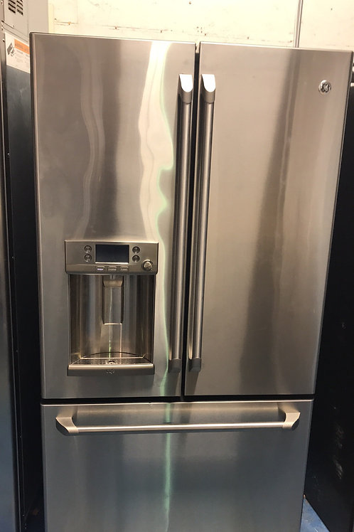 """36""""ge Stainless Frenchdoor Water Ice On Door With 90 days Warranty"""