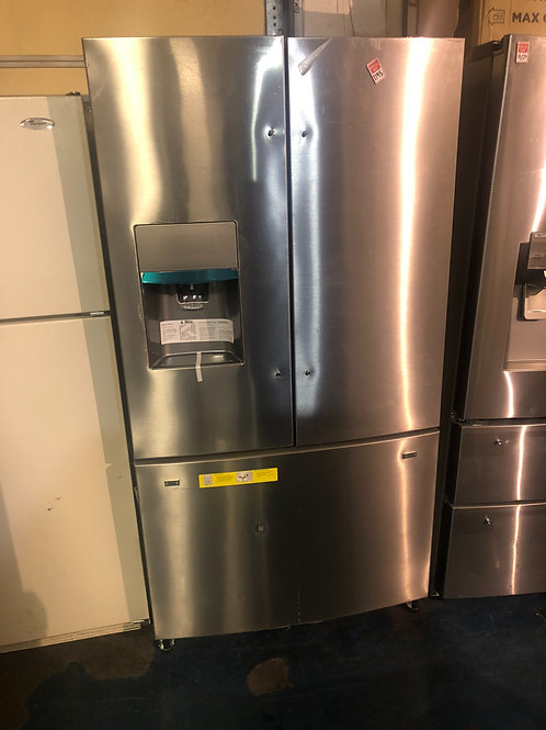 """36""""Frigidaire new scratch dent stainless Frenchdoor fridge with 1 year warranty"""