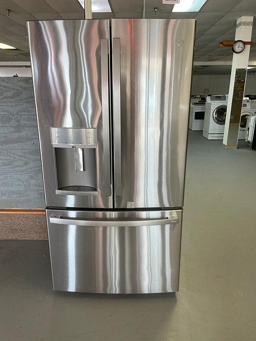 ge french door stainless steel fridge