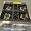 """Thumbnail: Monogram new open box scratch and dent Comercial gas range 30"""""""