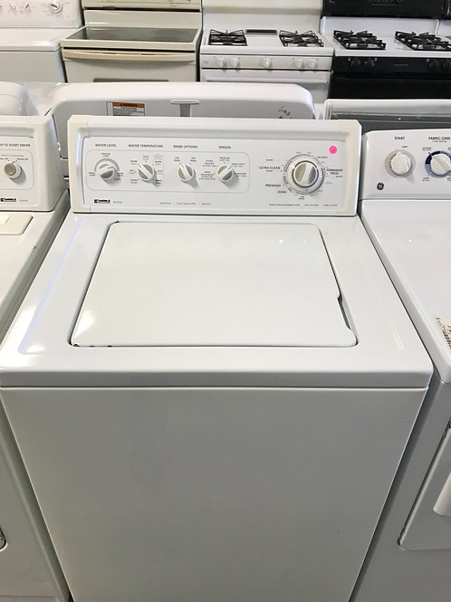 Kenmore top load washer 0081