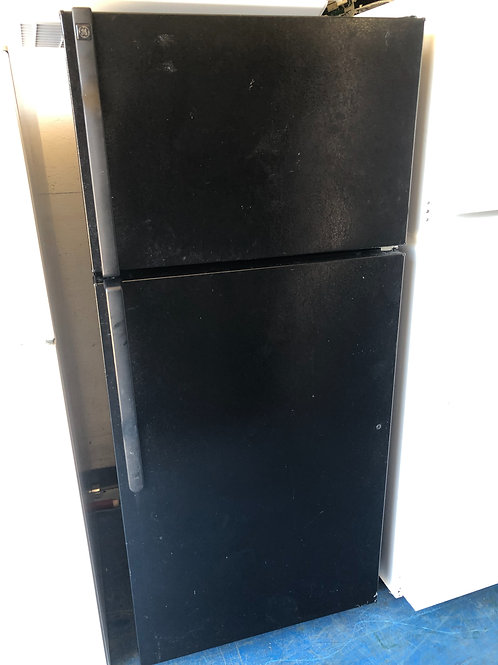 "Ge 30""top bottom fridge great working order with 90 days warranty"