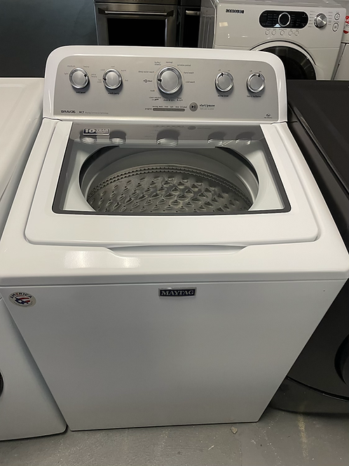 Maytag refurbished top load washer with 45 days warranty.