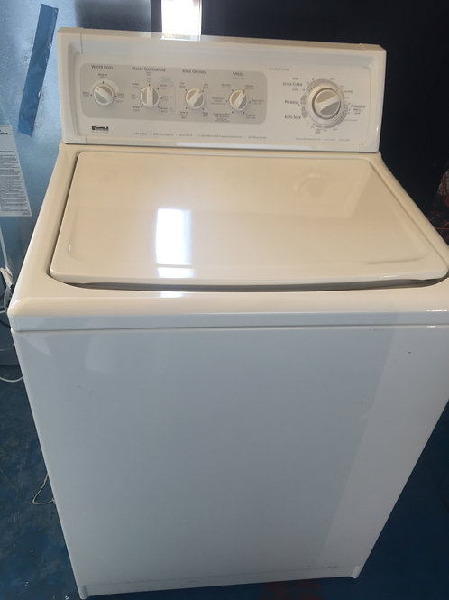 KENMORE ELITE WSHER GREAT WORKING WITH 90 DAYS WARRANTY
