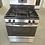 Thumbnail: Ge return model stainless steel 4burners gas stove.