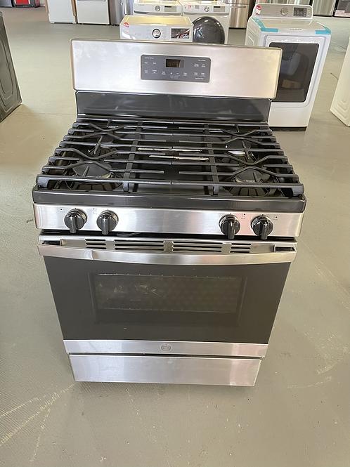 Ge return model stainless steel 4burners gas stove.