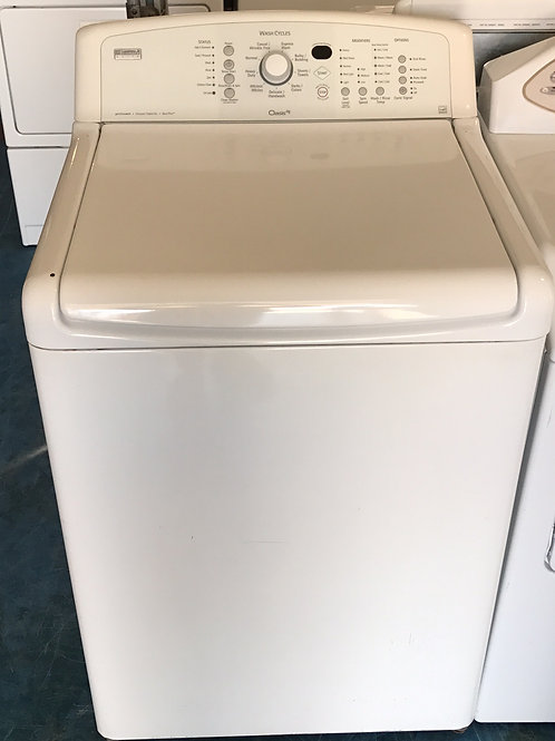 Kenmore Elite Oasis Washer 90 Days Warranty