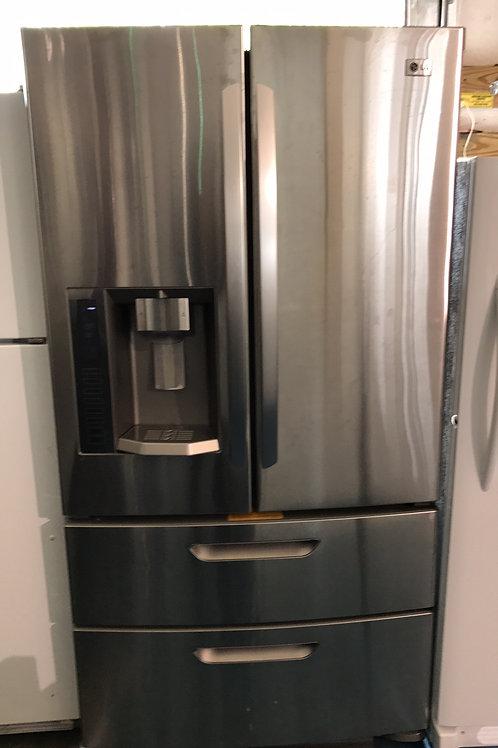 """36""""lg 4door Frenchdoor 90 Days Warranty"""