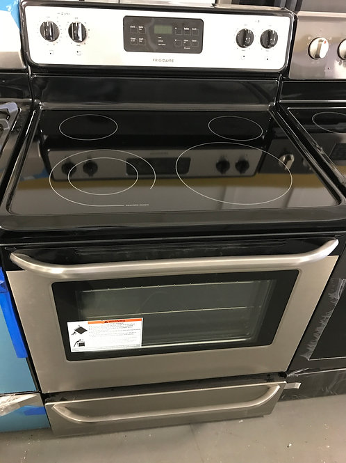 Large selection of new electric and gas stove