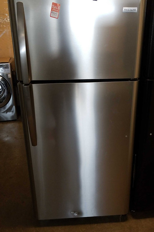FRIGIDAIRE TOP AND BOTTOM NEW SCRATCH AND DENT MODEL