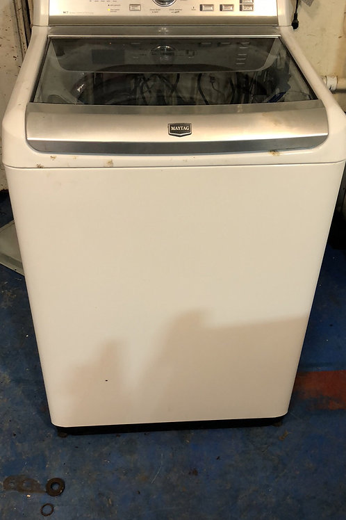 Maytag bravos xl top load washer dryer set great working order with 90 days warr
