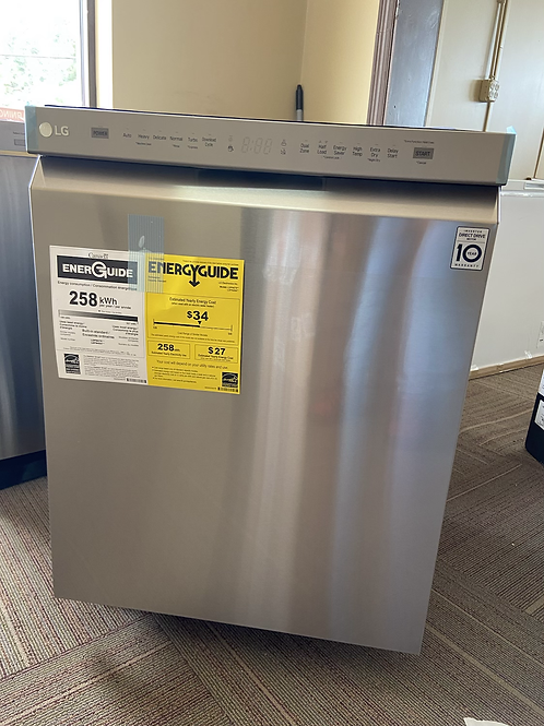 Brand new scratch dent stainless dishwasher with warranty