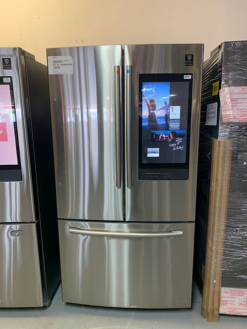 36BY69 NEW SAMSUNG FAMILY HUB FRENCH DOOR STAINLESS STEEL WITH WARRANTY