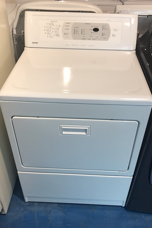 Kenmore Electric Dryer Great Works 90 Days Warrant