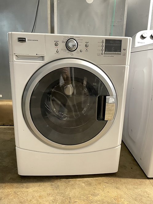 Maytag refurbished frontload washer dryer set working condition with warranty.