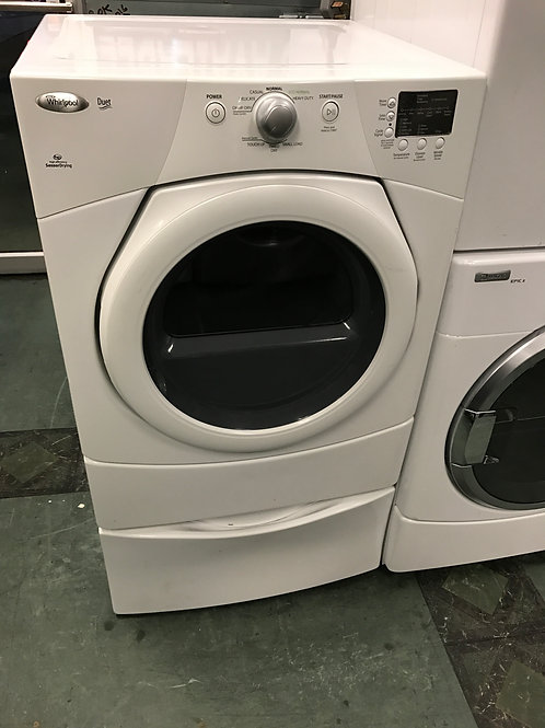"""27"""" WHIRLPOOL ELECTRIC DRYER FRONT LOAD"""