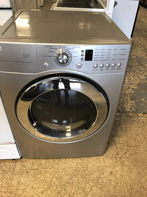 """27"""" LG FRONT LOAD DRYER ELECTRIC STACK ABLE WITH WARRANTY"""