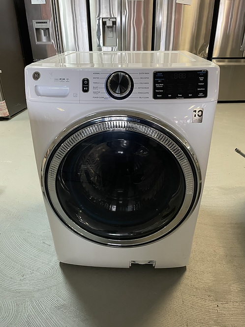 """Ge new 4.8cuft frontload washer 27"""" with 90 days warranty."""