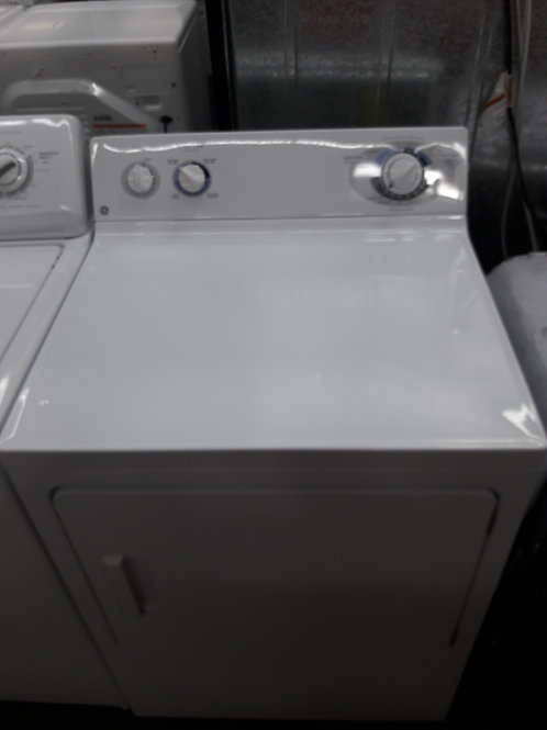 "27""width GE electric dryer works great"