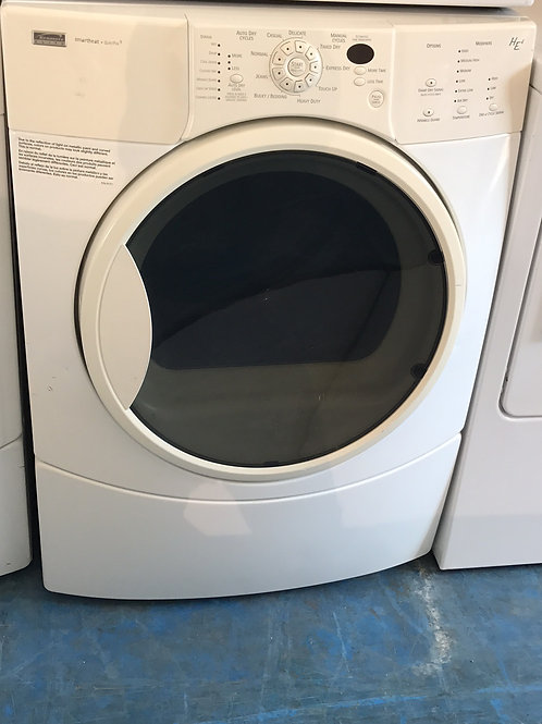 "27""Stackable Electric Dryer 90 Days Warranty"