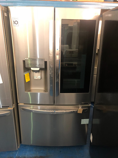 "New scratch dent stainless 36""Frenchdoor fridge with 1 year warranty"