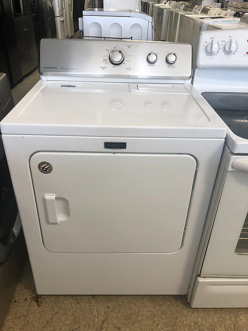 NEW MAYTAG FRONT LOAD DRYER ELECTRIC WITH WARRANTY 1 YEAR